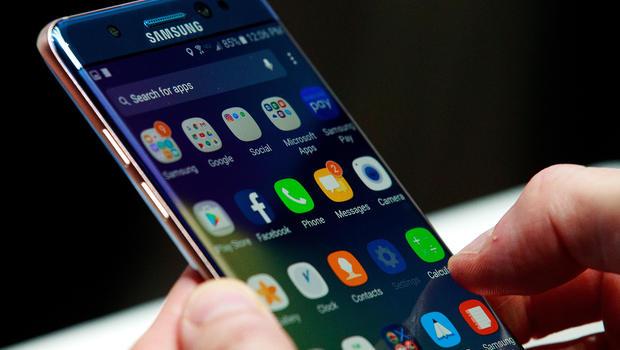Hoa Kỳ cấm mang Samsung Galaxy Note 7 lên phi cơ