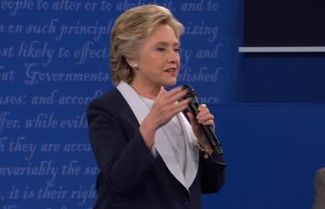 Hillary Clinton có 95% cơ hội vào tòa Bạch Ốc