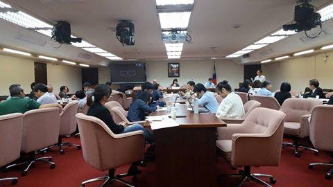 Quốc hội Đài Loan và các tổ chức phi chính phủ bàn thảo về Formosa