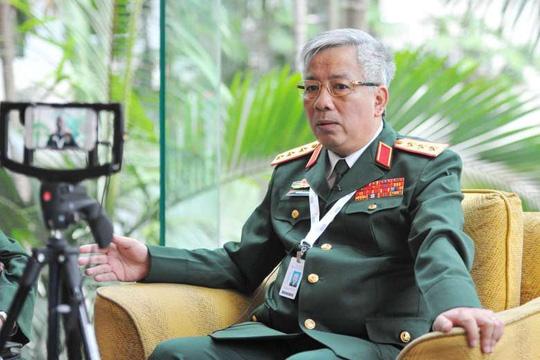 Động thái 'lạ' thứ hai của Thứ trưởng quốc phòng Nguyễn Chí Vịnh