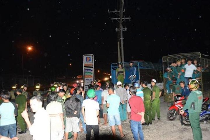 Gần 600 học viên cai nghiện ở Đồng Nai bỏ trốn tràn ra quốc lộ cướp phá
