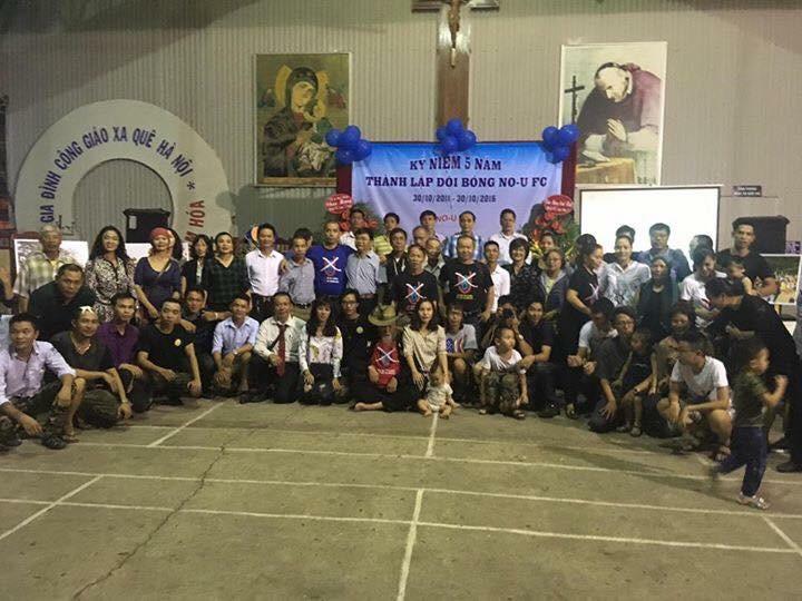 Nhà cầm quyền Hà Nội cắt điện khu vực nhà thờ Thái Hà để ngăn cản nhóm No-U tổ chức sinh nhật