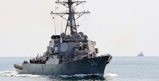 Ẩn ý gì từ việc chiến hạm Mỹ cập cảng Cam Ranh?