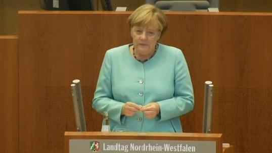 Merkel: Brexit là lời cảnh báo phần còn lại EU