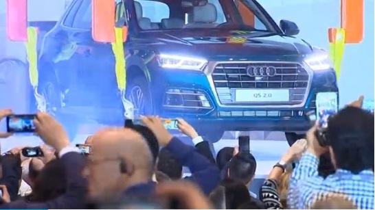 Mexico: Audi khánh thành nhà máy SUV Q5