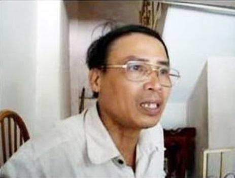 Tù nhân lương tâm Nguyễn Kim Nhàn được trả tự do