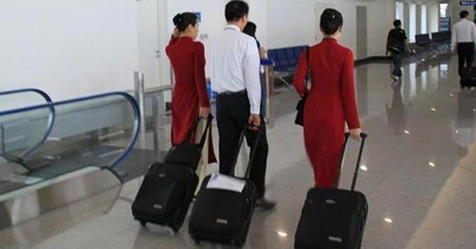 Nữ tiếp viên hàng không Việt Nam bị bắt ở Nam Hàn vì mang 6kg vàng