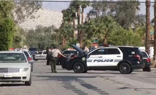 Palm Springs: 2 cảnh sát bị bắn chết