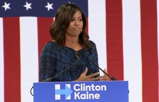 Philadelphia: Michelle Obama vận động cho Hillary Clinton