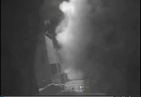 Quân đội Mỹ bắn sập radar của phiến quân Houthi