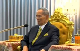 Quốc Vương Thái Lan qua đời