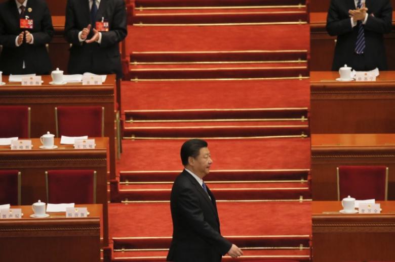 Tập Cận Bình được xem ngang hàng với Mao & Đặng