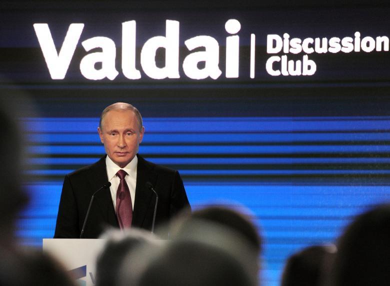 Tổng Thống Putin bác bỏ cáo buộc Nga can thiệp vào cuộc bầu bử Hoa Kỳ