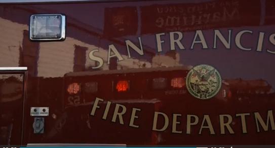 San Francisco: Lật thuyền, 8 hành khách bị thương