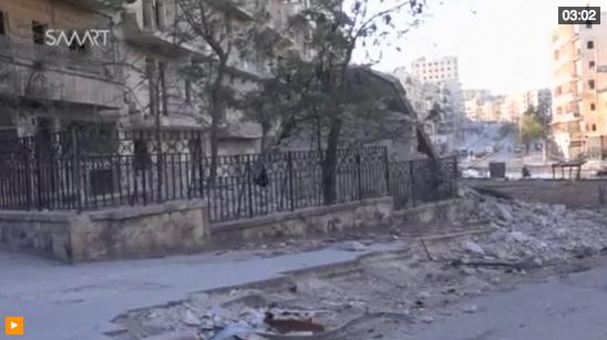 Vùng Nam Aleppo thành bình địa vì bom của Nga & Assad