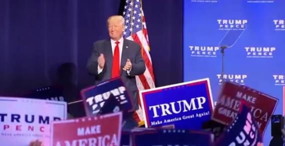 Ông Trump đe doạ kiện bà Hillary Clinton