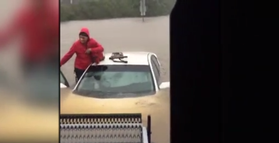 Hậu bão Matthew tiếp tục đe doạ North Carolina