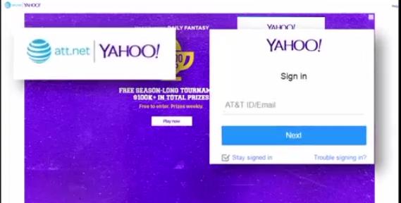 Không chỉ Yahoo bị đột nhập, khách hàng AT&T cũng gặp trục trặc