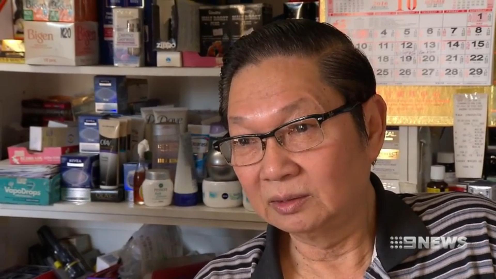 Chủ tiệm gốc Việt ở Cabramatta (Sydney) dùng dao đuổi cướp
