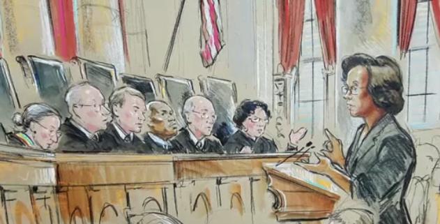 Tối cao pháp viện xem lại vụ tử tù là người da đen
