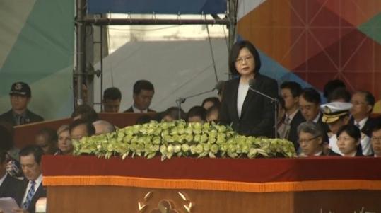 Tổng thống Đài Loan: Trung Cộng nên mở lại đối thoại xuyên eo biển
