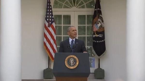 Tổng thống Obama kêu gọi Hiệp Ước Paris chống biến đổi khí hậu