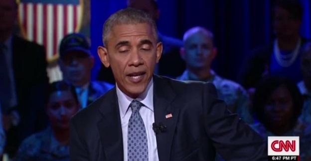 Tổng thống Obama: Quốc hội bác bỏ phủ quyết của ông là sai lầm