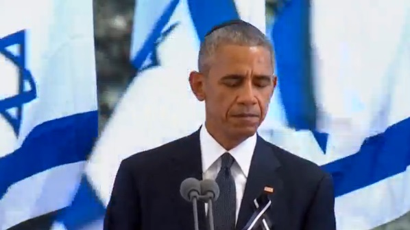 Tổng thống Obama dự tang lễ cố tổng thống Israel Shimon Peres