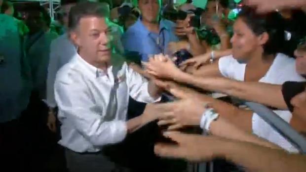Tổng thống Santos – Colombia đoạt Nobel Hòa Bình 2016