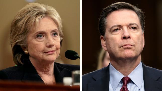 Thân thế chính trị Giám Đốc FBI và hành động bất chấp ý kiến Bộ Trưởng Tư Pháp trong vụ điều tra email bà Clinton