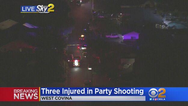 Nổ súng tại buổi tiệc ở Los Angeles, 3 người thiệt mạng