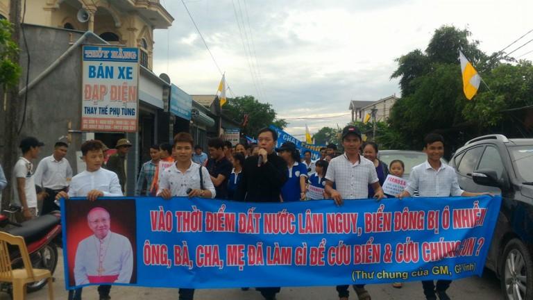 Nhiều cá nhân và tổ chức XHDS Việt Nam ra thư ngỏ về việc giải quyết thảm họa Formosa