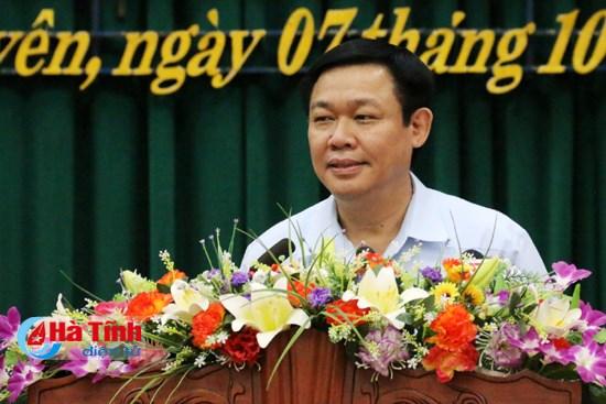 Phó thủ tướng C.S.V.N. Vương Đình Huệ: 'không sợ thiếu' tiền đền bù vụ Formosa