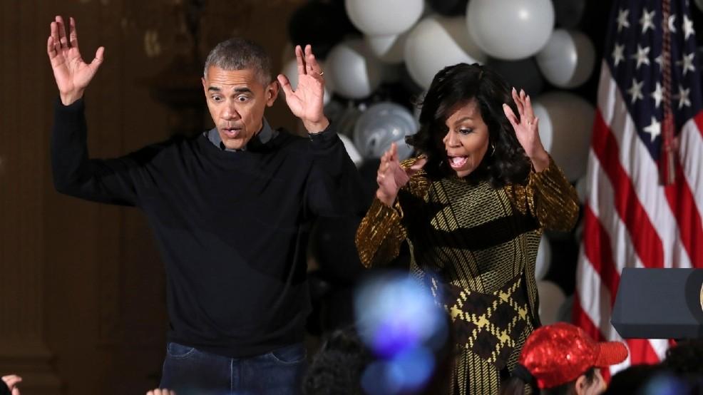 Tổng thống Obama tổ chức lễ Halloween cuối cùng tại tòa Bạch Ốc