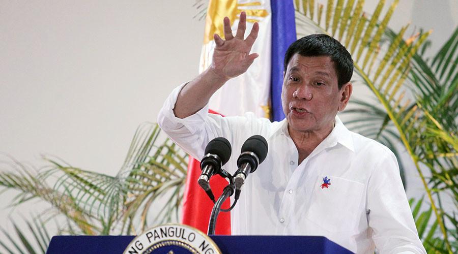 Tổng thống Philippines tiếp tục đả kích Mỹ