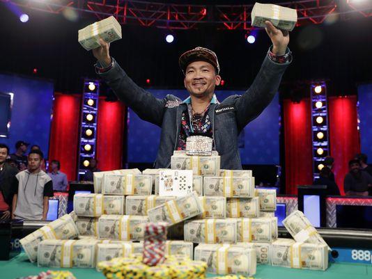 Chủ tiệm nail người Việt Nam thắng Poker hơn 8 triệu Mỹ kim