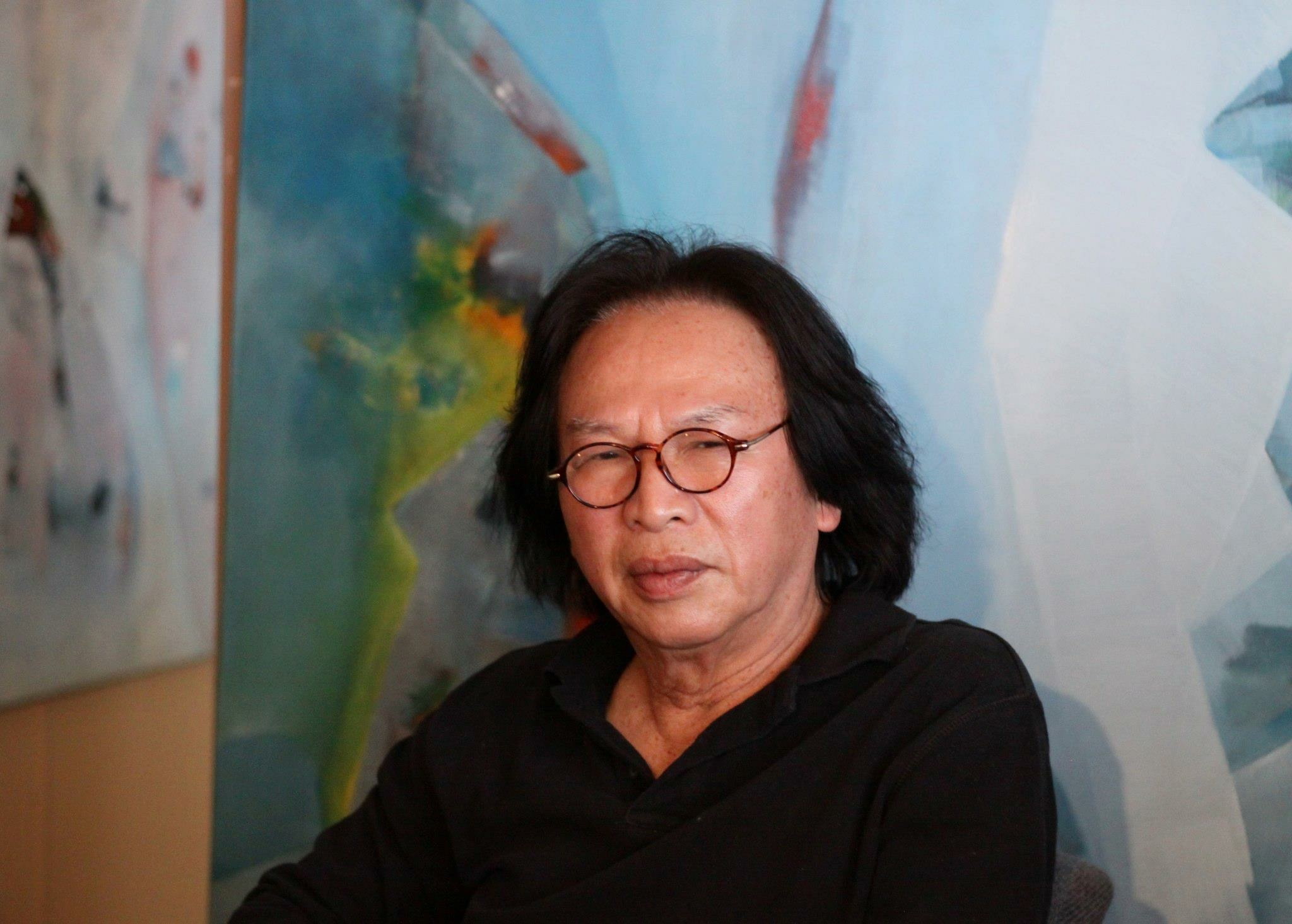 """Hoạ sĩ Cao Bá Minh mở triển lãm tranh chủ đề """"Vô Hạn"""""""