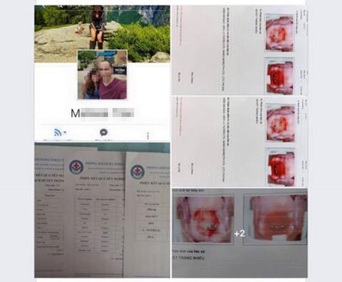 Phòng khám ở Sài Gòn của bác sĩ Hoa Lục tung hồ sơ bệnh nhân lên Facebook