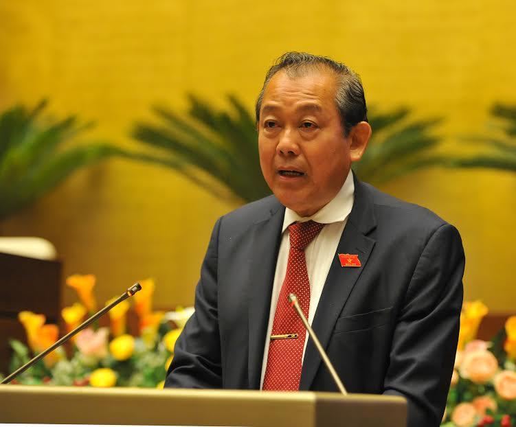 Phó thủ tướng CSVN Trương Hòa Bình: cuối năm đền bù xong vụ Formosa!?!