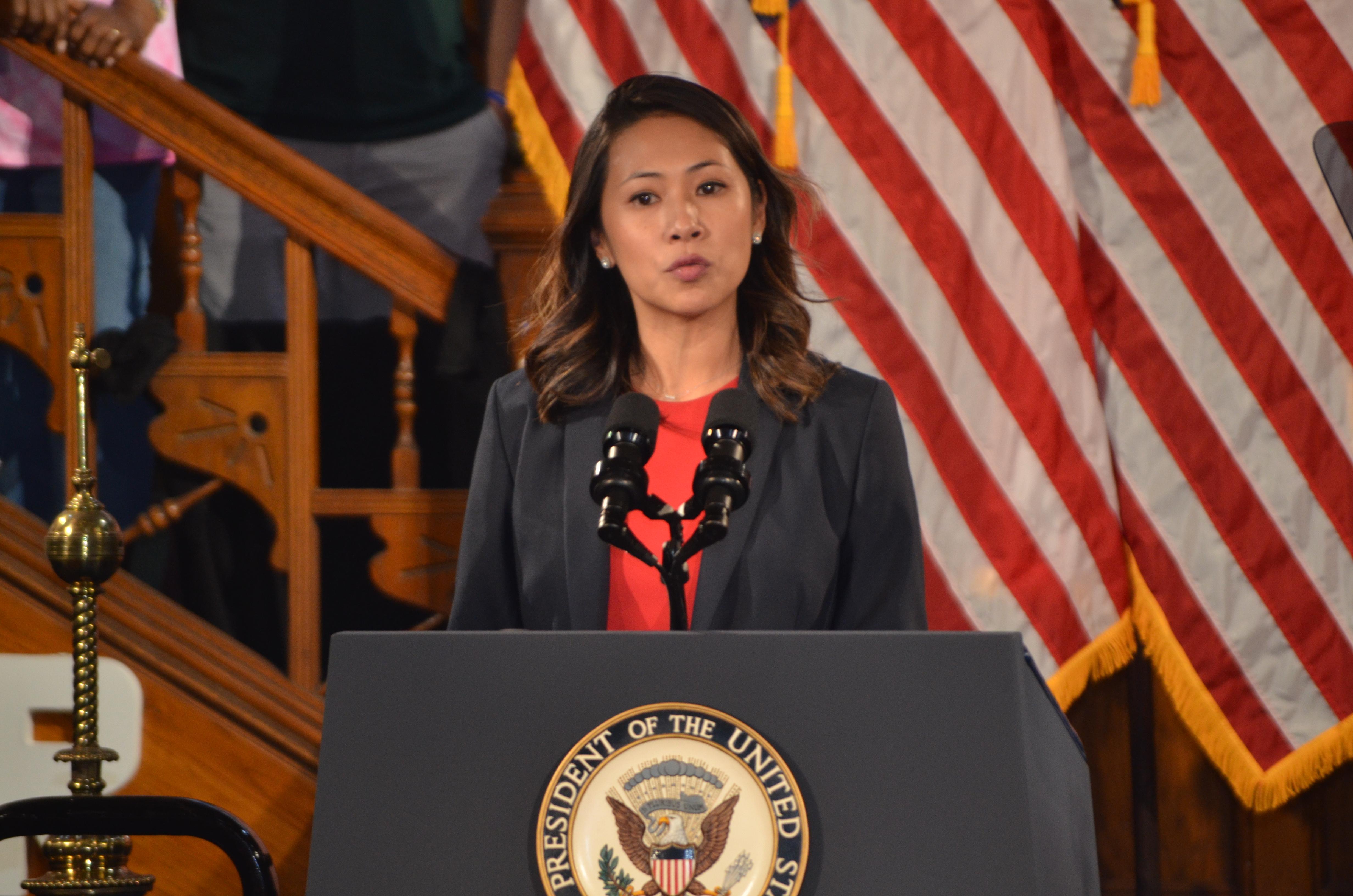 Bà Stephanie Murphy trở thành phụ nữ gốc Việt đầu tiên trong lịch sử vào Quốc Hội Hoa Kỳ