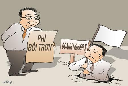 Doanh nghiệp Việt Nam dự đoán sẽ tiếp tục phải đút lót nhiều hơn