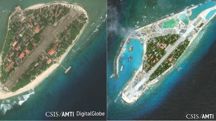 Việt Nam nới phi đạo trên đảo Trường Sa để đáp máy bay do thám