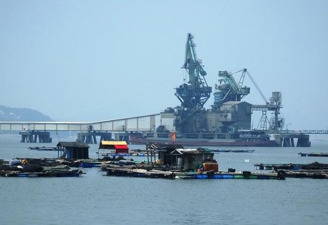 Nhà máy lọc dầu Nghi Sơn được phép xả nước súc rửa đường ống ra biển