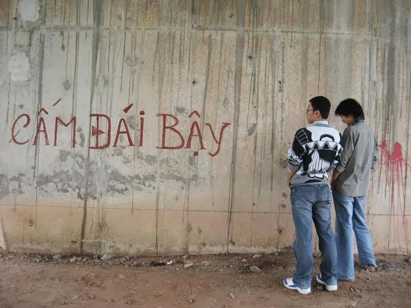 Việt Nam tăng gấp 10 lần tiền phạt tiểu bậy nơi công cộng