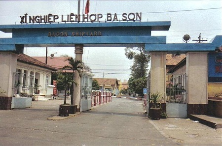 Sắp đập bỏ nhà máy Ba Son 150 tuổi ở Sài Gòn