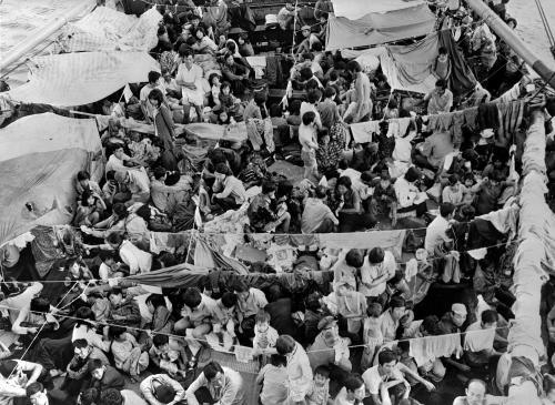 Dòng người Việt Nam trốn khỏi quê hương vẫn chưa chấm dứt
