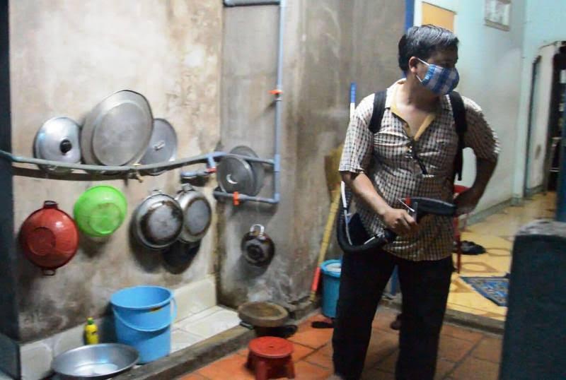 Zika lan nhanh tại Sài Gòn: thêm 11 người mới bị nhiễm