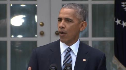 Tổng Thống Obama chúc mừng ông Trump & kêu gọi đoàn kết
