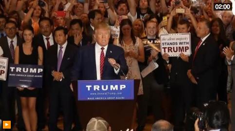 Ông Trump gần đạt được thoả thuận dàn xếp vụ kiện trường đại học Trump