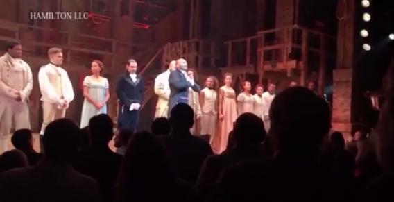 Ngôi sao vở nhạc kịch Hamilton tuyên bố không gì phải xin lỗi